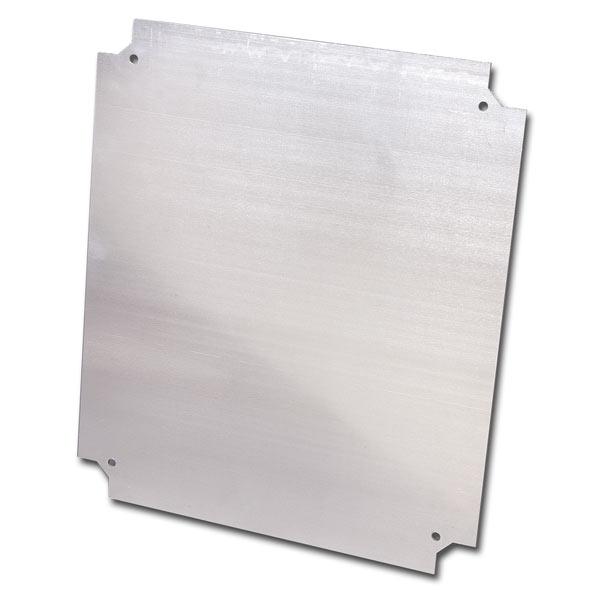 Aluminum stationary panel P1412STAL