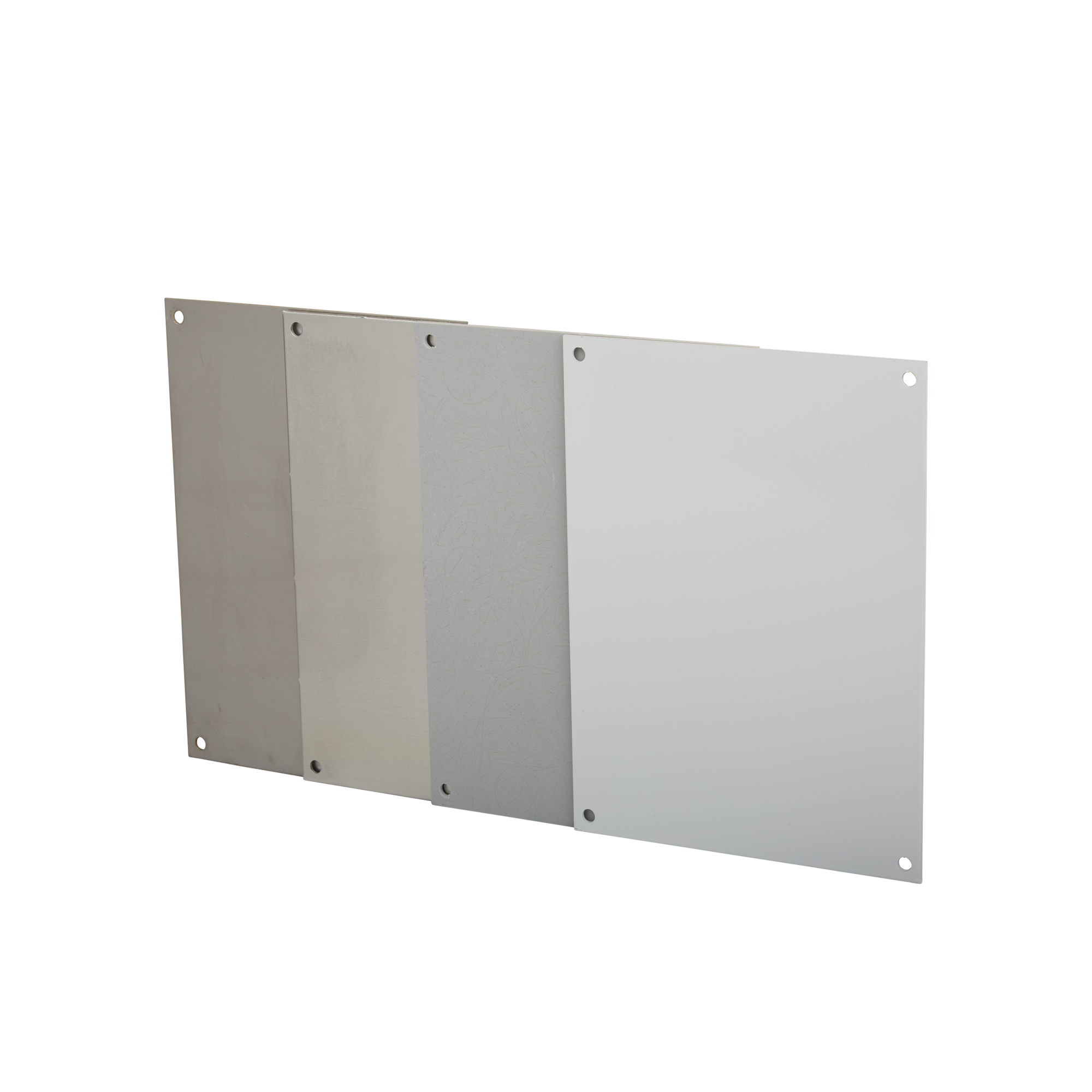 "Stahlin (RobRoy) BP1412AL 12.88 x 10.88"" Aluminum Flat Enclosure Back Panel"