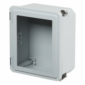 Stahlin Custom Window Enclosure